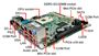 Mini-ITX SBC IC70 Socket G1 Intel Core i7/i5