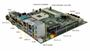 Mini-ITX SBC IV70 Socket G2 Intel Corei7/i5/i3